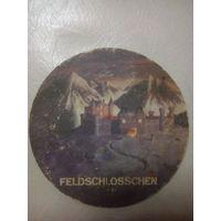 Бирдекель (подставка под пиво) Schlossgold/Австрия