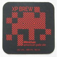 Подставка под пиво XP Brew  / Россия/.