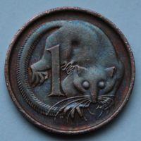1 цент 1983 г, Австралия