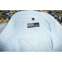 Мужская сорочка (рубашка), р. L 41-42 по вороту (Германия)