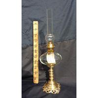 Лампа керосиновая из коллекции.