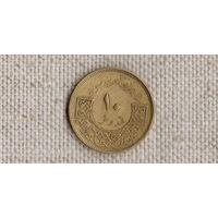 Сирия 10 пиастров 1965 //(GB)/