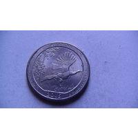 США 25 центов 2015г KISATCHIE (P)  распродажа