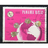 Космос Панама 1966 год серия из 1 марки