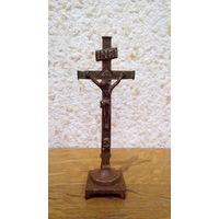 Крест,распятие бронза