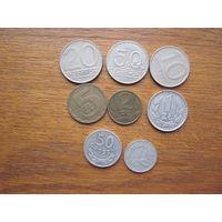 Подборка Польских злотых (1).С рубля , без минималки .