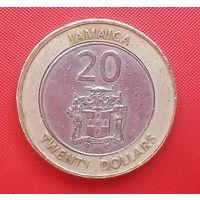 63-16 Ямайка, 20 долларов 2000 г.