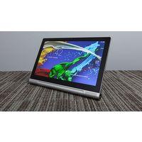 "Lenovo Yoga Tablet 2-1050L 16GB 4G  10.1"" Android, IPS (1920x1200), мощный процессор Intel Atom Z3745, турбо частота 1880 мГц, ОЗУ 2 ГБ, флэш-память 16 ГБ, LTE, 4 ядра, WI FI, GPS, USB,  очень хорошая"