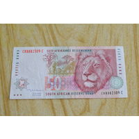 Южная Африка 50 рэнд