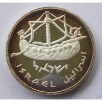 1 шекель, Израиль, 1985, 14,40 г,  0.850 серебро...