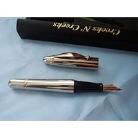 Ручка перьевая новая(Франция)\позолота\