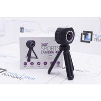 Экшен-камера Forever SC-500 (360 градусов, 4K-видео, 4 Мп). Гарантия