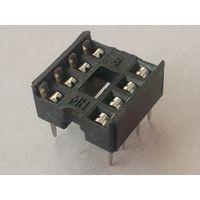 Панелька для микросхем в корпусах DIP-8