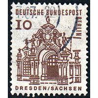 105: Германия (Западный Берлин), почтовая марка, 1965 год