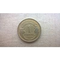 Франция 1 франк 1931г. (D-21)
