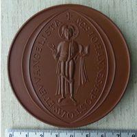 Медаль Мейсона, фарфор, 1976