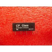 Малогабаритное герконовое реле (один контакт на замыкание): DSS41A05 CP Clare, MES1A05