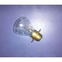 СССР: лампа фланцевая автомобильная двухконтактная А-12-50+21