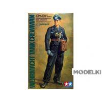 Wehrmacht Tank Crewman, сборная модель 1/16 Tamiya (J) 36301