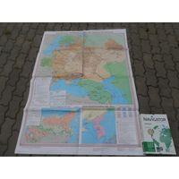 """Карта """"Российская Империя"""""""