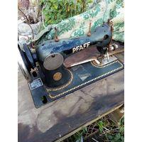 Pfaff,швейная машинка,Германия,рабочая