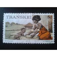 Транскей, анклав ЮАР 1980 стандарт