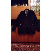 Куртка фирменная мужская очень большого размера