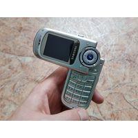 Один из первых мегапиксельных камерофонов - Samsung SGH - P730