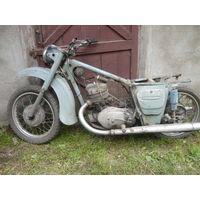 Мотоцикл ИЖ-П3 1972 года