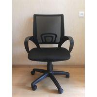 Кресло офисное/компьютерное чёрное Chairman 696 LT
