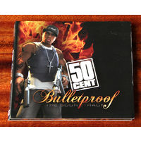 "50 cent ""Bulletproof"" (Audio CD - 2006)"