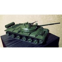 Модель танка Т-62А