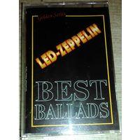 Аудиокассета Led-Zeppelin Best Ballads
