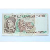 Италия, 5000 лир 1983 год.