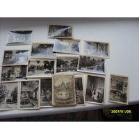"""Фото """"Ломоносов"""" 16 штук 1955 года"""