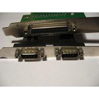 Мультикарта Контроллер LPT и COM F-PIO9835-2S1P-01-BC01
