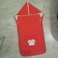 Меховой конверт - плед трансформер в коляску или санки. Конверт на выписку. Обалденная удобная вещь для малышей! Теплый меховой конвертик подходит для зимы/осени/весны. Защищает от холода, ветра, дожд