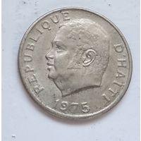 Гаити 5 сантимов, 1975 ФАО 4-11-57