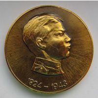 Медаль им. А. Матросова. За большую работу по военно-патриотическому воспитанию