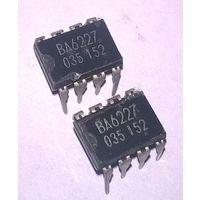 BA6227. (2-3.6V) регулятор скорости двигателя ЛПМ. Драйвер. DIP8