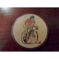 Значок Велоспорт