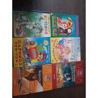 Книги для детей 35шт
