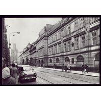 Чехословакия Прага Музей Ленина