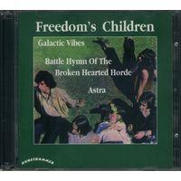 Freedom's Children - Galactic Vibes & Astra & Battle Hymn... 2 CD Set
