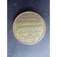 Французский Ливан 5 пиастр 1926