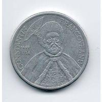 РУМЫНИЯ. 1000 ЛЕЙ 2001. Константин Брынковяну ГОСПОДАРЬ ВАЛАХИИ