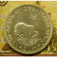 ЮАР 5 пенсов 1964 г