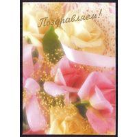 1999 ДМПК Беларусь Поздравляем розы