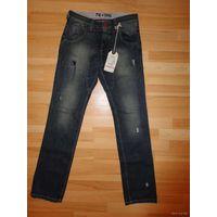 Новые джинсы итальянской марки RE.PUBLICA ITALIA , 100 % оригинальные