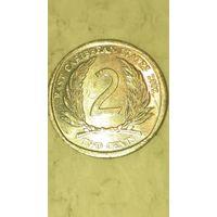 Карибы 2 цента 2002